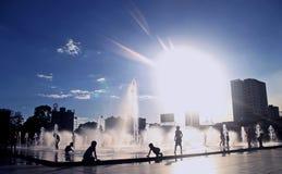 Ευτυχία παιδιών Στοκ Φωτογραφίες