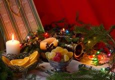 Ευτυχία στο νέο έτος Στοκ Εικόνες