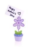 ευτυχείς μητέρες ημέρας Στοκ Εικόνα
