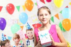 Ευτυχών παιδιών Στοκ Εικόνες