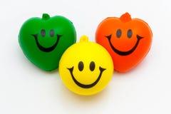 ευτυχώς χαμογελασμένος Στοκ εικόνες με δικαίωμα ελεύθερης χρήσης