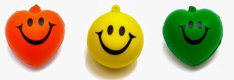 ευτυχώς χαμογελασμένος Στοκ φωτογραφία με δικαίωμα ελεύθερης χρήσης