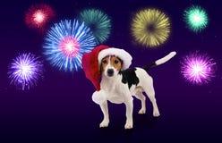 Ευχετήρια κάρτα για να γιορτάσει το νέα έτος και τα Χριστούγεννα στοκ φωτογραφίες με δικαίωμα ελεύθερης χρήσης