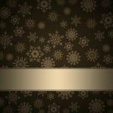 Ευχετήρια κάρτα Χριστουγέννων Στοκ Φωτογραφίες