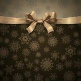 Ευχετήρια κάρτα Χριστουγέννων Στοκ φωτογραφία με δικαίωμα ελεύθερης χρήσης