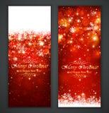 Ευχετήρια κάρτα Χριστουγέννων ελεύθερη απεικόνιση δικαιώματος