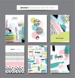 Ευχετήριες κάρτες απεικόνιση αποθεμάτων