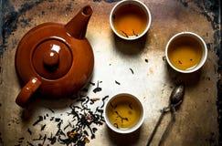 Ευώδες βοτανικό τσάι Στοκ εικόνες με δικαίωμα ελεύθερης χρήσης