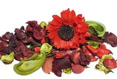 Ευώδη ξηρά λουλούδια Στοκ φωτογραφία με δικαίωμα ελεύθερης χρήσης