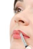 'Εφαρμογή' του στιλπνού υ&g στοκ εικόνα με δικαίωμα ελεύθερης χρήσης