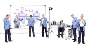 εφαρμοσμένη μηχανική σχεδί Στοκ φωτογραφία με δικαίωμα ελεύθερης χρήσης