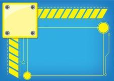 Εφαρμοσμένη μηχανική τεχνολογίας υποβάθρου Στοκ εικόνες με δικαίωμα ελεύθερης χρήσης
