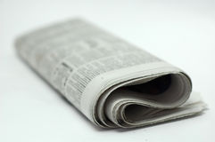 Εφημερίδα. Στοκ εικόνες με δικαίωμα ελεύθερης χρήσης