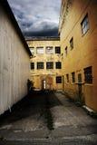 εφιάλτης ιδρύματος Στοκ Φωτογραφίες