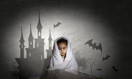 Εφιάλτης παιδιού Στοκ φωτογραφία με δικαίωμα ελεύθερης χρήσης