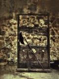 εφιαλτική σκηνή Στοκ φωτογραφία με δικαίωμα ελεύθερης χρήσης