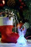 εφοδιασμός χριστουγεν Στοκ Φωτογραφίες