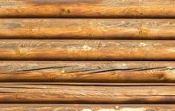 Εφοδιασμένοι με ξύλα τοίχοι Στοκ Φωτογραφίες