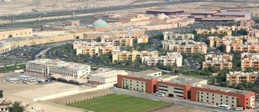 λεωφόρος του Ντουμπάι battuta ib στοκ εικόνες με δικαίωμα ελεύθερης χρήσης