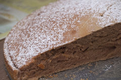 Εύγευστα κέικ σοκολάτας στα ιταλικά ύφος #6 Στοκ φωτογραφία με δικαίωμα ελεύθερης χρήσης