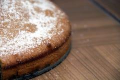 Εύγευστα κέικ σοκολάτας στα ιταλικά ύφος #1 Στοκ Εικόνα