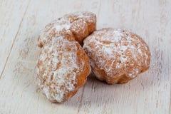 Εύγευστα και γλυκά muffins Στοκ φωτογραφίες με δικαίωμα ελεύθερης χρήσης