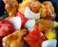 εύγευστα τρόφιμα Στοκ Εικόνες