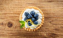 Εύγευστα tartlets βακκινίων Στοκ φωτογραφίες με δικαίωμα ελεύθερης χρήσης