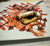 εύγευστη πίτα Στοκ Φωτογραφία