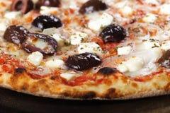 εύγευστη πίτσα Στοκ Φωτογραφία