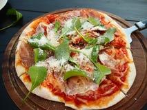 εύγευστη πίτσα Στοκ Φωτογραφίες