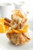 εύγευστη πορτοκαλιά τη&gamm Στοκ Εικόνα