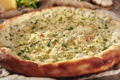 Εύγευστη φρέσκια πίτσα Στοκ φωτογραφίες με δικαίωμα ελεύθερης χρήσης