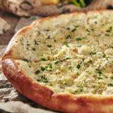 Εύγευστη φρέσκια πίτσα Στοκ εικόνες με δικαίωμα ελεύθερης χρήσης