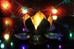 Εύγευστος εορτασμός Diwali Στοκ εικόνα με δικαίωμα ελεύθερης χρήσης