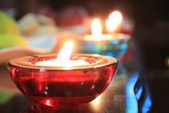 Εύγευστος εορτασμός Diwali Στοκ Φωτογραφία