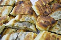 Εύγευστος κομματιάστε kır το pidesi στοκ εικόνα με δικαίωμα ελεύθερης χρήσης