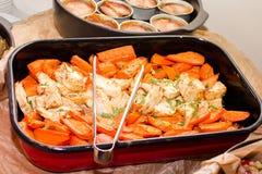 Εύγευστο γεύμα Στοκ Εικόνες