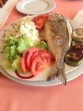 Εύγευστο γεύμα στοκ φωτογραφίες