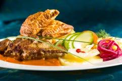 εύγευστο γεύμα 9 στοκ φωτογραφίες