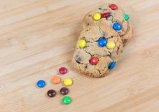 εύγευστο γλυκό μπισκότ&omega Στοκ Φωτογραφίες