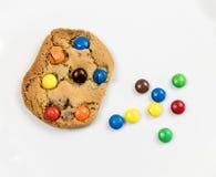 εύγευστο γλυκό μπισκότ&omega Στοκ Εικόνες