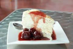 Εύγευστο κέικ Στοκ Εικόνα