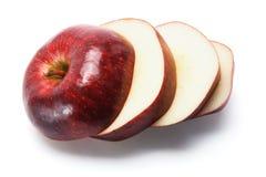 εύγευστο κόκκινο μήλων Στοκ Εικόνα