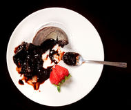 Εύγευστο πρόχειρο φαγητό στοκ εικόνα με δικαίωμα ελεύθερης χρήσης