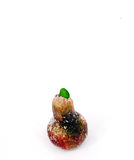 Εύγευστο σπιτικό γλυκό, μορφή αχλαδιών Στοκ φωτογραφίες με δικαίωμα ελεύθερης χρήσης