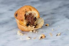 εύγευστο muffin Στοκ εικόνα με δικαίωμα ελεύθερης χρήσης
