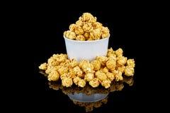 εύγευστο popcorn Στοκ Εικόνες