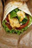 Εύγευστο tortilla Στοκ φωτογραφίες με δικαίωμα ελεύθερης χρήσης
