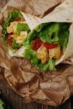 Εύγευστο tortilla Στοκ Εικόνες